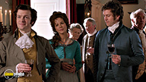 A still #1 from Love and Friendship (2016) with Kate Beckinsale, Tom Bennett and Lochlann O'Mearáin