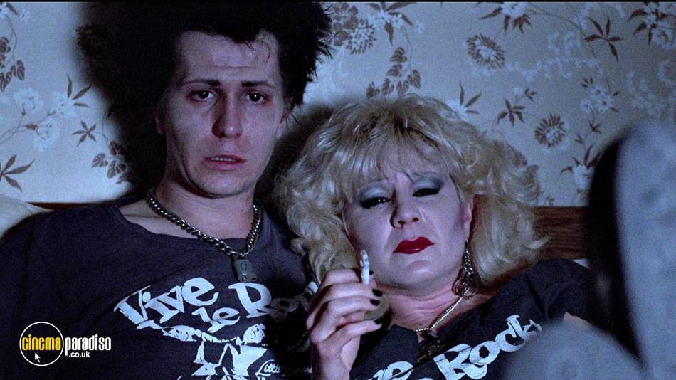 Sid and Nancy online DVD rental