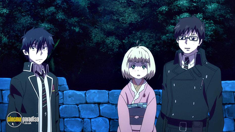 Blue Exorcist: The Complete Series (aka Ao no ekusoshisuto) online DVD rental