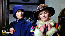 A still #28 from Women in Love (1969) with Jennie Linden and Glenda Jackson