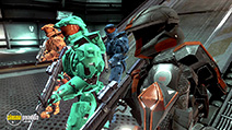 A still #46 from Red vs. Blue: Series 12 (2014)