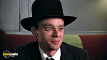 A still #3 from Wise Blood (1979) with Brad Dourif