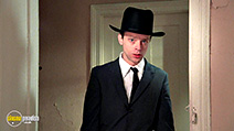 A still #5 from Wise Blood (1979) with Brad Dourif