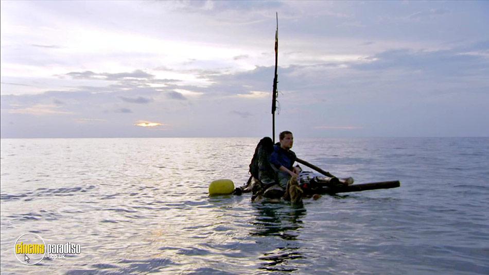 Bear Grylls: Born Survivor: Series 4 (aka Man vs. Wild) online DVD rental