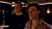 A still #9 from American Horror Story: Series 5 (2015) with Cheyenne Jackson and Finn Wittrock