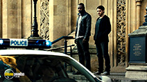A still #1 from The Take (2016) with Idris Elba and Richard Madden