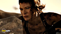 Resident Evil: The Final Chapter trailer clip