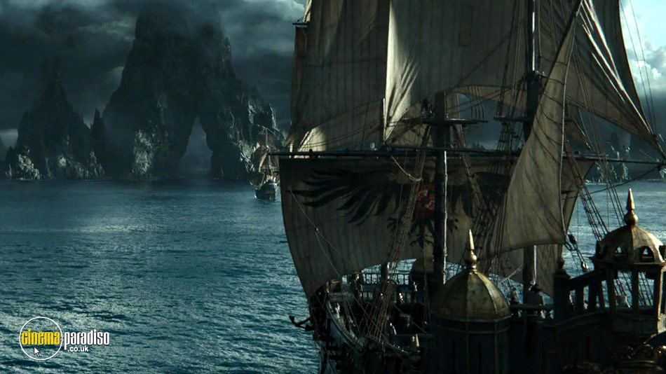Pirates of the Caribbean: Dead Men Tell No Tales (aka Pirates of the Caribbean 5) online DVD rental