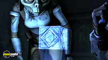 A still #14 from Star Wars: Clone Wars: Vol.2 (2004)