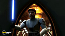 A still #12 from Star Wars: Clone Wars: Vol.2 (2004)