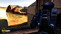 A still #14 from Red vs. Blue: Series 7 (2009)