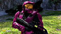 A still #13 from Red vs. Blue: Series 7 (2009)