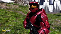 A still #12 from Red vs. Blue: Series 7 (2009)