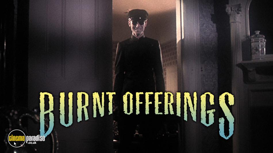 Burnt Offerings online DVD rental