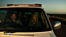 A still #6 from Wolf Creek: Series 1 (2016) with Dustin Clare and Lucy Fry