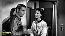 A still #7 from It! the Terror from Beyond Space (1958) with Marshall Thompson and Shirley Patterson