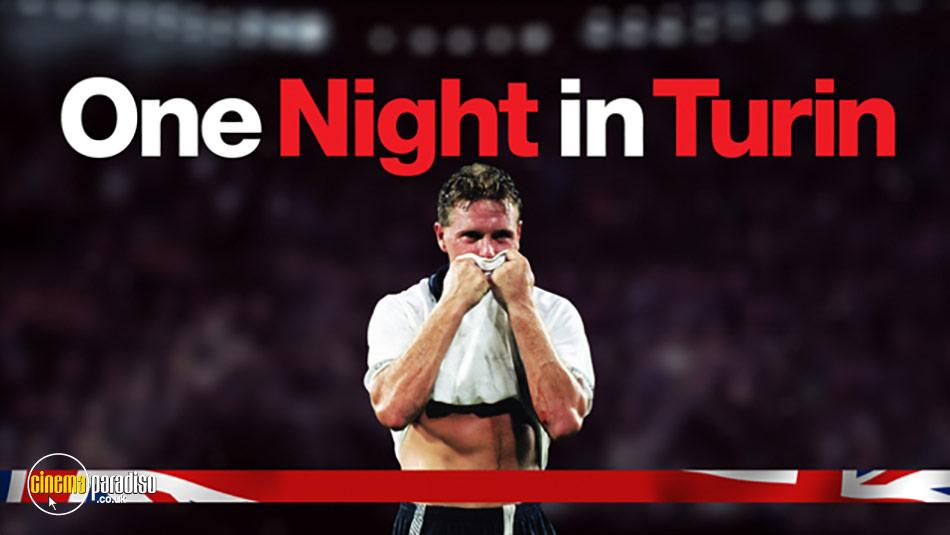 One Night in Turin online DVD rental