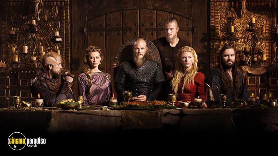 Vikings: Series 4: Part 1 online DVD rental