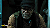 A still #8 from Cell (2016) with Samuel L. Jackson