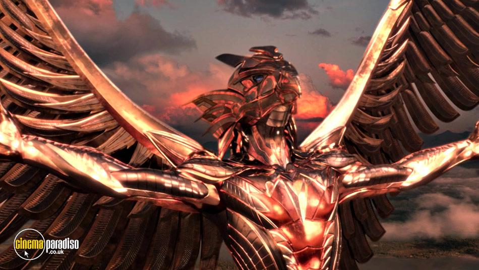Gods of Egypt online DVD rental