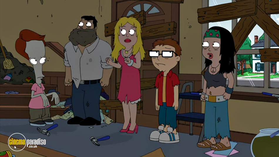 American Dad!: Vol.10 online DVD rental