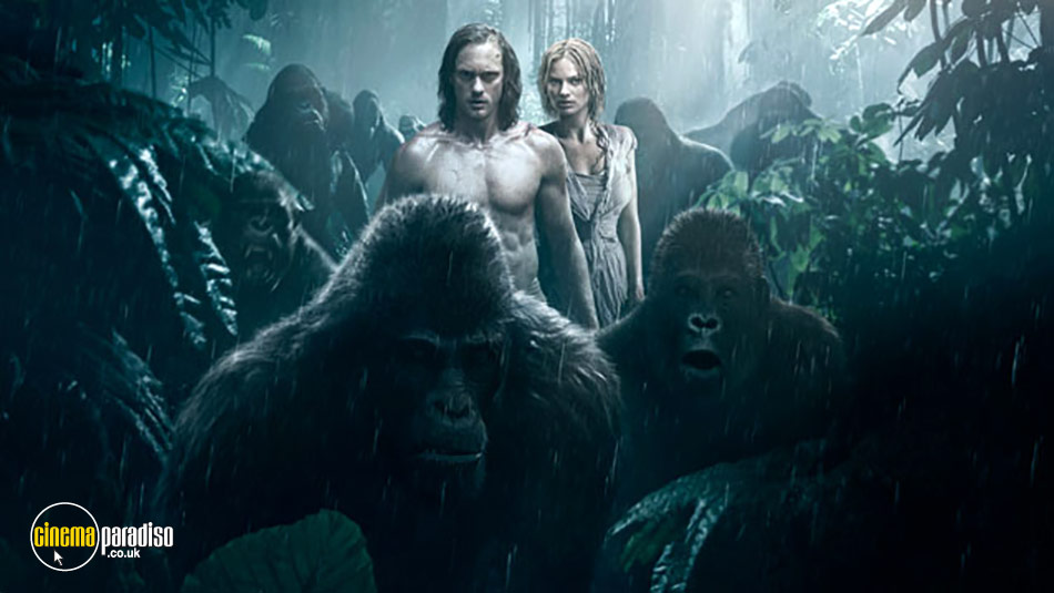 The Legend of Tarzan (aka Tarzan) online DVD rental