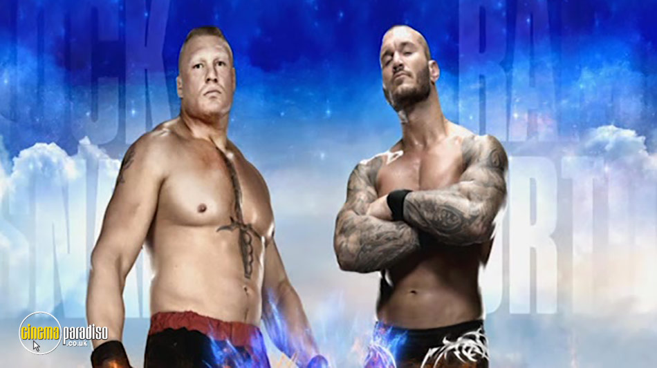 WWE: Summerslam 2016 online DVD rental