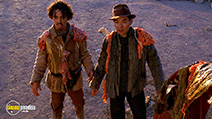 A still #9 from Tremors 4 (2004) with Brent Roam and Ming Lo
