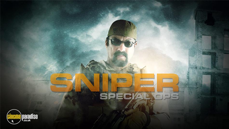 Sniper: Special Ops online DVD rental