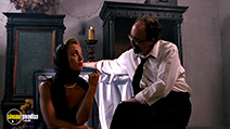 A still #1 from Lurking Fear (1994) with Vincent Schiavelli and Allison Mackie