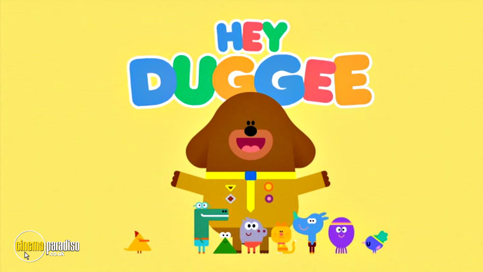 Hey Duggee: The Get Well Soon Badge and Other Stories online DVD rental