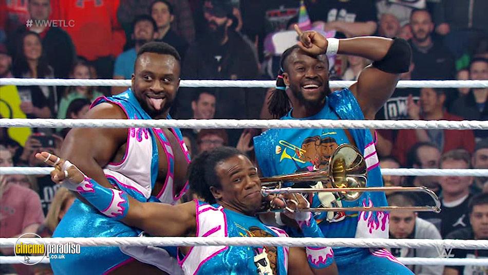 WWE: TLC 2015 (aka WWE: TLC - Tables, Ladders and Chairs 2015) online DVD rental