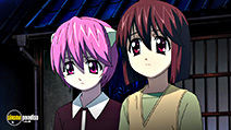 A still #2 from Elfen Lied (2004)