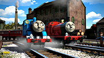 A still #9 from Thomas the Tank Engine and Friends: Start Your Engines! (2015)