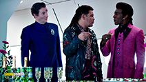 A still #4 from Red Dwarf: Series 11 (2016) with Danny John-Jules, Chris Barrie and Craig Charles
