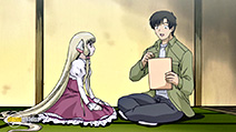 A still #4 from Chobits: Series (2003)