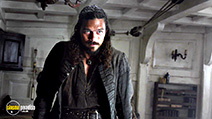 A still #9 from Black Sails: Series 3 (2016) with Luke Arnold