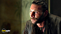 A still #7 from Black Sails: Series 3 (2016) with Zach McGowan