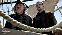 A still #2 from Black Sails: Series 3 (2016) with Patrick Lyster and Roland Reed