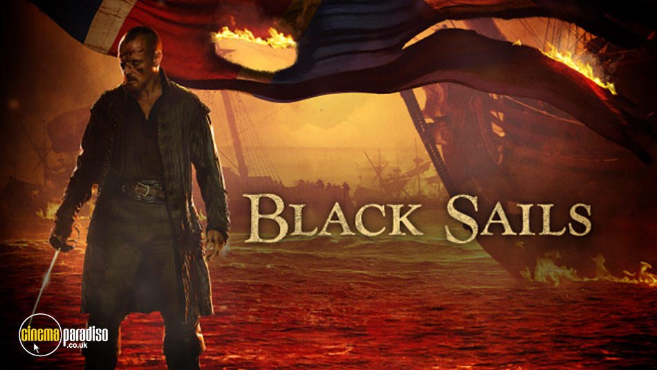 Black Sails: Series 3 online DVD rental