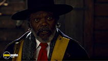 A still #1 from The Hateful Eight (2015) with Samuel L. Jackson