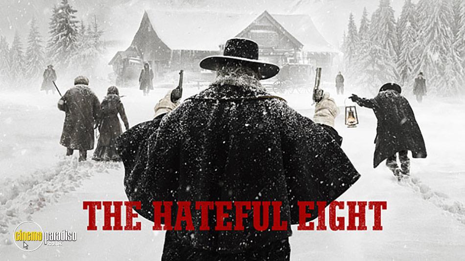 The Hateful Eight online DVD rental
