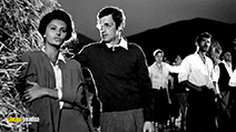 A still #2 from Two Women (1960) with Jean-Paul Belmondo and Sophia Loren