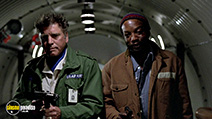 A still #1 from Twilight's Last Gleaming (1977) with Burt Lancaster and Paul Winfield