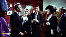 A still #8 from The Man Who Could Cheat Death (1959) with Delphi Lawrence, Marie Burke and Ian Hewitson