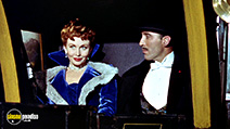 A still #7 from The Man Who Could Cheat Death (1959) with Hazel Court and Christopher Lee