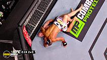 A still #25 from UFC 183: Silva vs. Diaz (2015)