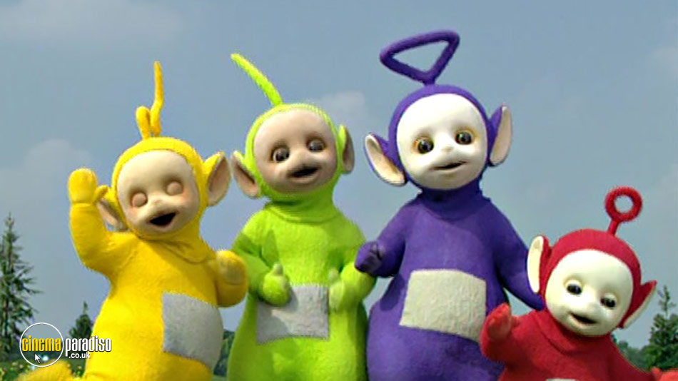 Teletubbies: Ready Steady Dance! online DVD rental