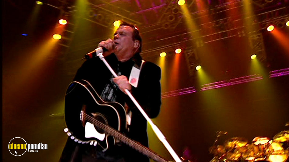 Meat Loaf: Live with the Melbourne Symphony Orchestra online DVD rental