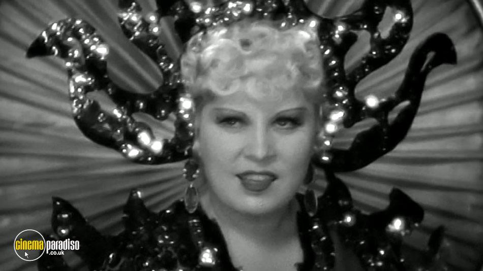 Klondike Annie (aka Frisco Kate) online DVD rental